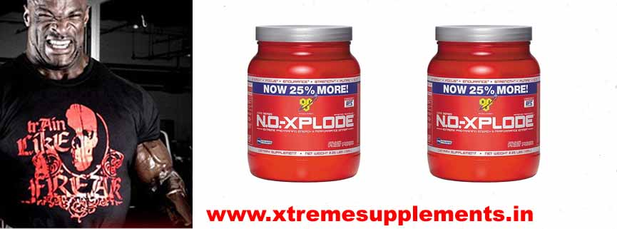 BSN NO EXPLODE 2.0 NEW FORMULA 50 SERVINGS