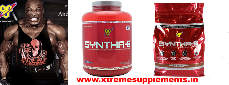 BSN SYNTHA 6 TOP 10 WHEY PROTEINS IN INDIA