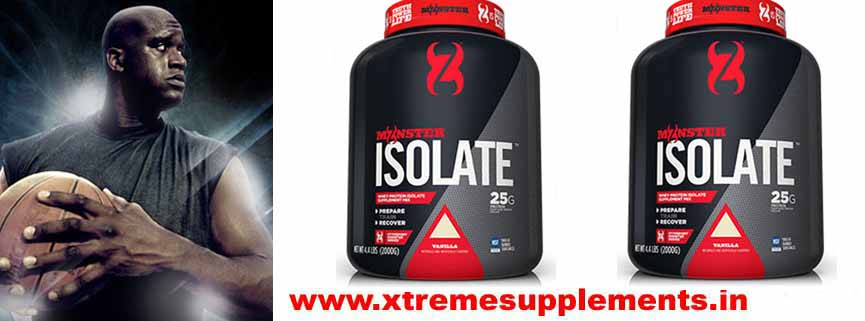 CYTOSPORTS MONSTER ISOLATE PRICE INDIA