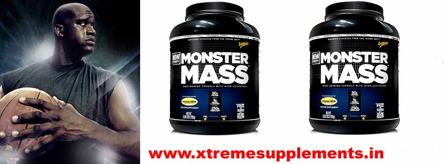 CYTOSPORTS MONSTER MASS GAINER 6LBS