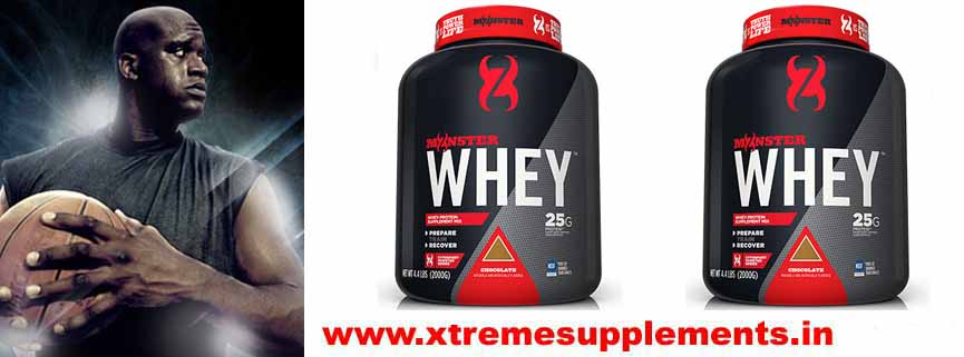 CYTOSPORTS MONSTER WHEY PRICE INDIA