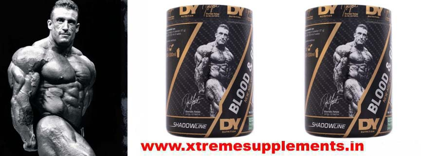 DORIAN YATES BLOOD & GUTS PRE WORKOUT PRICE INDIA