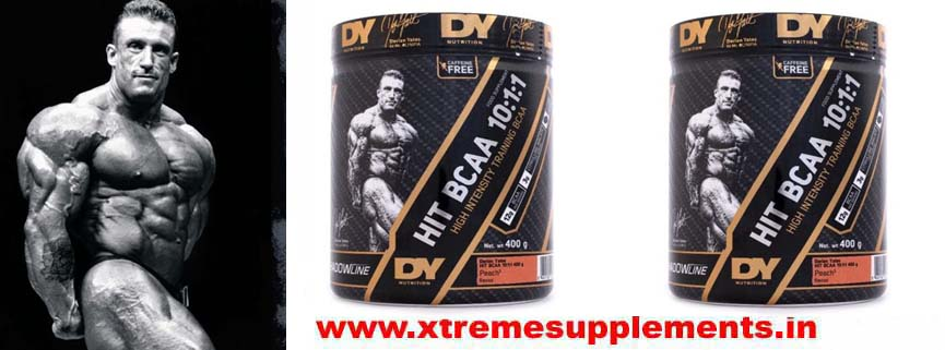 DORIAN YATES 10:1:1 HIT BCAA PRICE INDIA