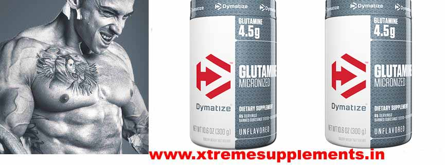 DYMATIZE GLUTAMINE PRICE INDIA