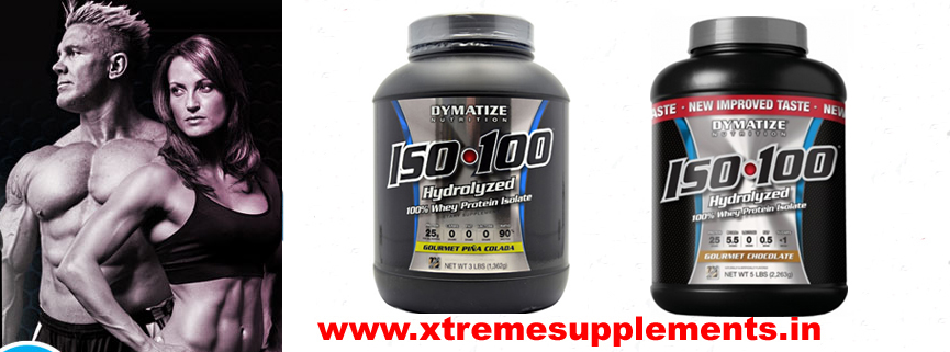 DYMATIZE ISO 100 TOP 10 WHEY PROTEINS IN INDIA