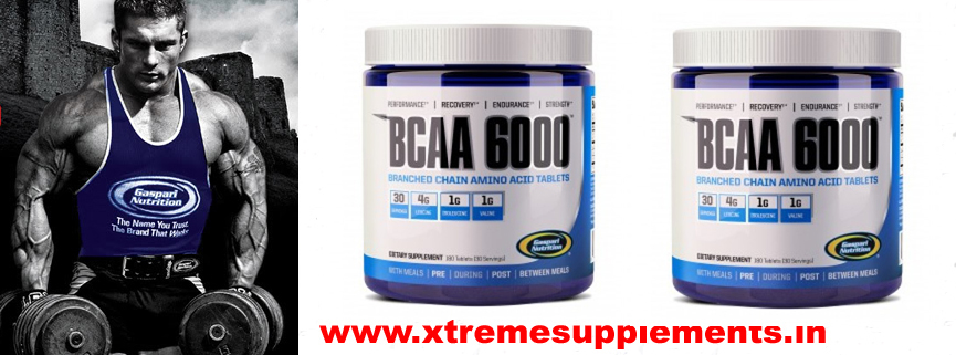 GASPARI NUTRITION BCAA 6000 PRICE INDIA