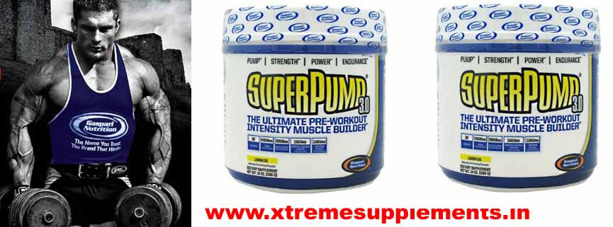 GASPARI NUTRITIONS SUPERPUMP 3.0 36 SERVINGS