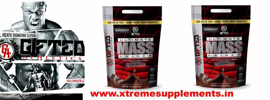 GIFTED NUTRITION 6 LBS MASS GAINER 12 LBS PRICE INDIA