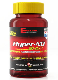 ERGOGENIC HYPER-NO NITRIC OXIDE