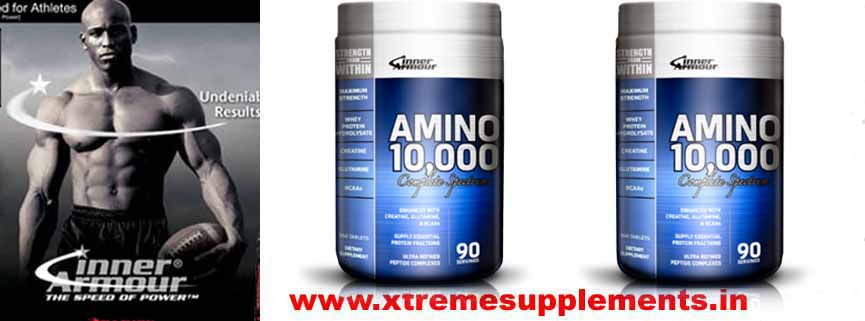 INNER ARMOUR 10000 AMINO 90 TABLETS PRICE INDIA