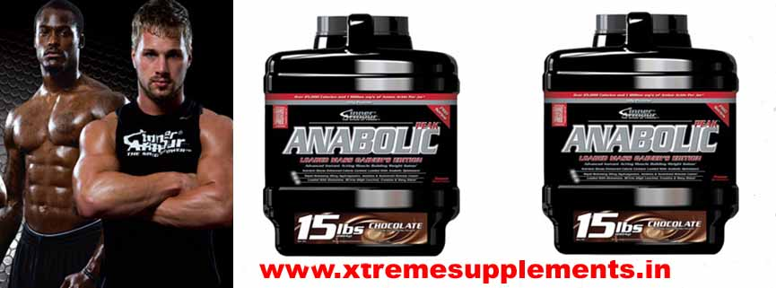 INNER ARMOUR ANABOLIC LOADER GAINER 15 LBS