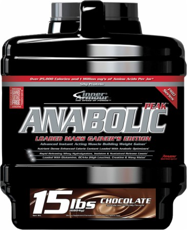 INNER ARMOURANABOLIC LOADER GAINER 15 LBS PRICE INDIA DELHI