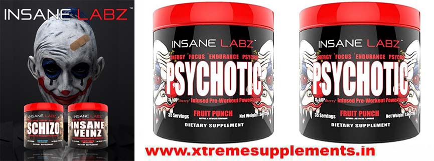 INSANE LABZ PSYCHOTIC WORKOUT PRICE INDIA