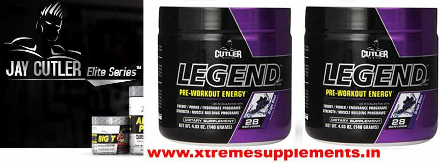 JAY CUTLER SERIES LEGEND 140 GMS