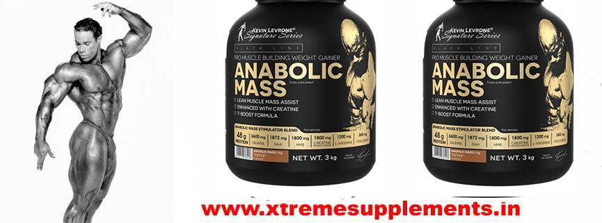 KEVIN LEVRONE ANABOLIC MASS 3KG PRICE