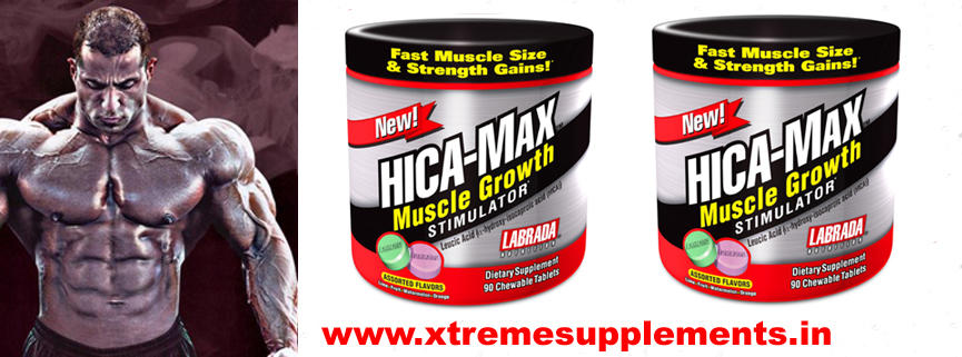 LABRADA HICA MAX MUSCLE GROWTH STIMULATOR PRICE INDIA