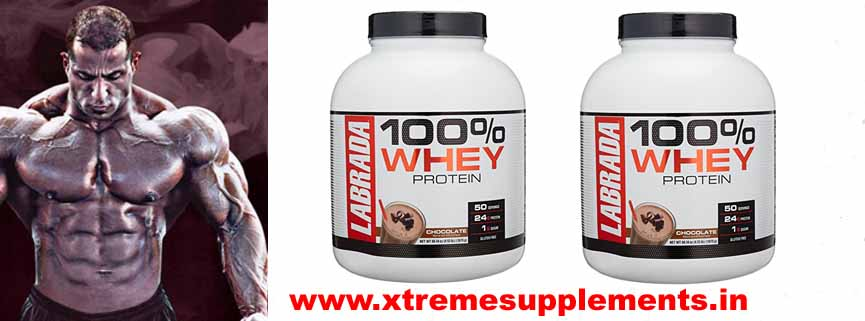 LABRADA 100% WHEY PRICE INDIA