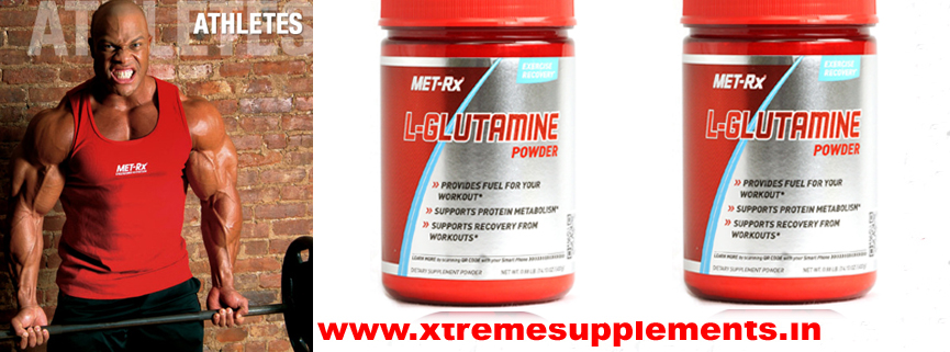 MET RX L-GLUTAMINE PRICE INDIA