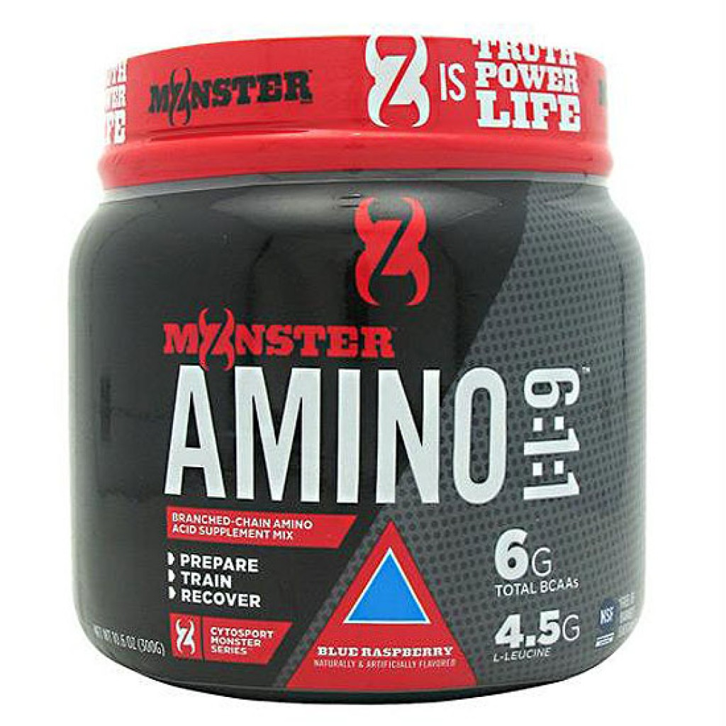 CYTOSPORTS MONSTER AMINO 6:1:1 INDIA PRICE