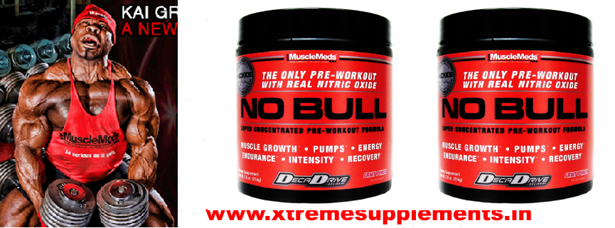 MUSCLEMED NO BULL TOP 10 PRE WORKOUT SUPPLEMENT IN INDIA