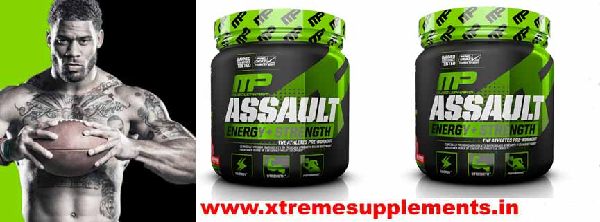 MUSCLE PHARMA ASSAULT 0.96 LBS,MUSCLE PHARMA ASSAULT 1.62 LBS