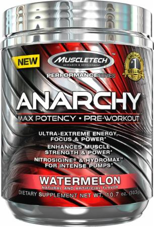 MUSCLETECH ANARCHY MAX POTENCY DELHI