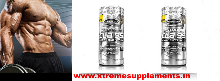 MUSCLETECH ESSENTIAL SERIES PLATINUM CLA 95 PRICE DELHI INDIA