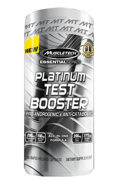 muscletech essential series platinum TESTBOOSTER price india
