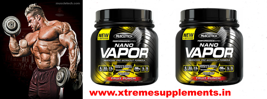MUSCLETECH NANO VAPOR PERFORMANCE SERIES PRICE INDIA