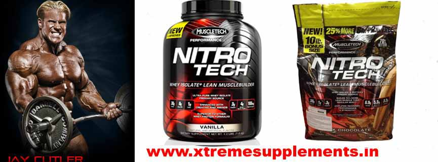 MUSCLETECH PERFORMANCE NITROTECH PRICE INDIA DELHI