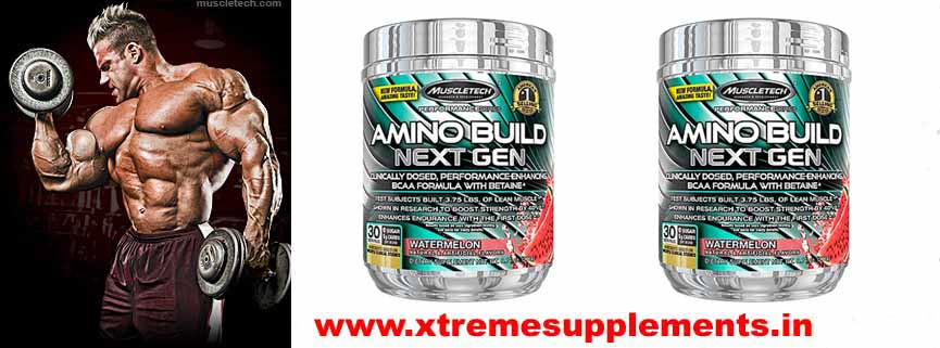 MUSCLETECH AMINO BUILD PRICE INDIA DELHI
