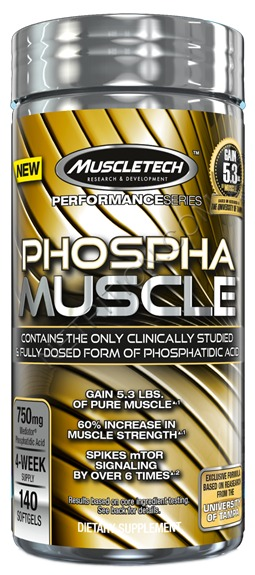 MUSCLETECH PHOSPHA MUSCLE 140 CAPS PRICE INDIA