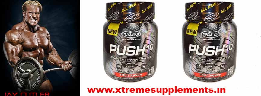 MUSCLETECH PUSH 10 479 GMS