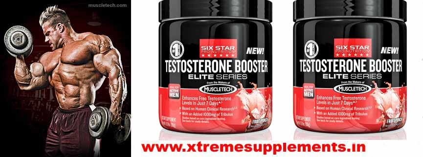 MUSCLETECH SIX STAR ELITE SERIES TESTOSTERONE BOOSTER PRICE INDIA DELHI