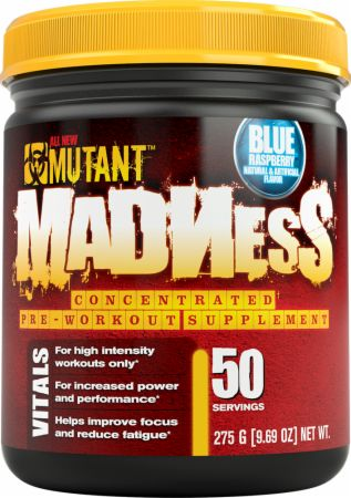 MUTANT MADNESS PREWORKOUT PRICE INDIA