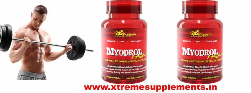 MYOGENETIX MYODROL HSP