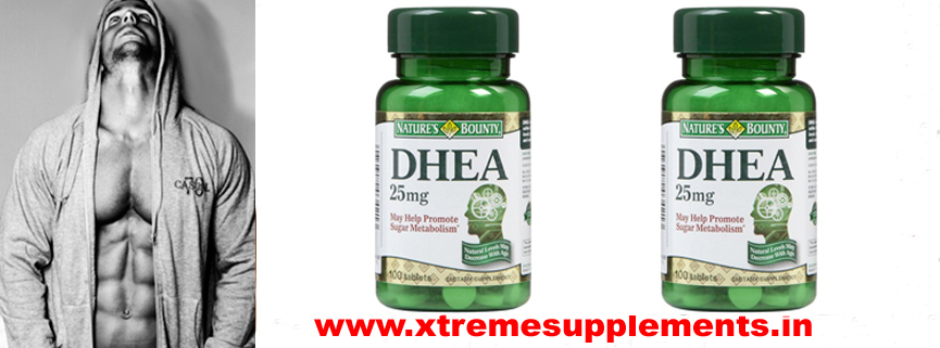 nature's bounty DHEA 50 MG