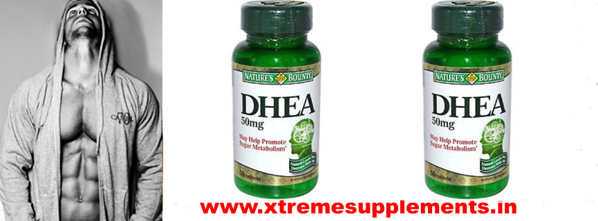 NATURE'S BOUNTY DHEA 50 MG PRICE INDIA