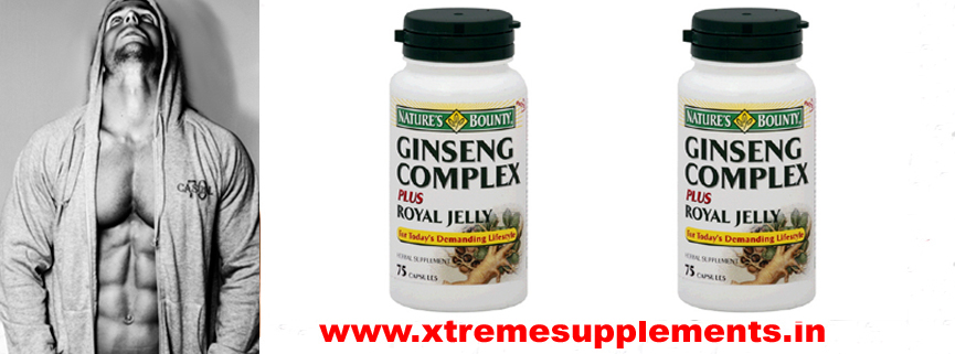 nature's bounty ginseng comple