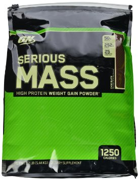 OPTIMUM NUTRITION SERIOUS MASS 12 LBS PRICE INDIA