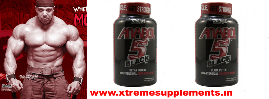 NUTREX ANABOL 5 BLACK PRICE DELHI INDIA