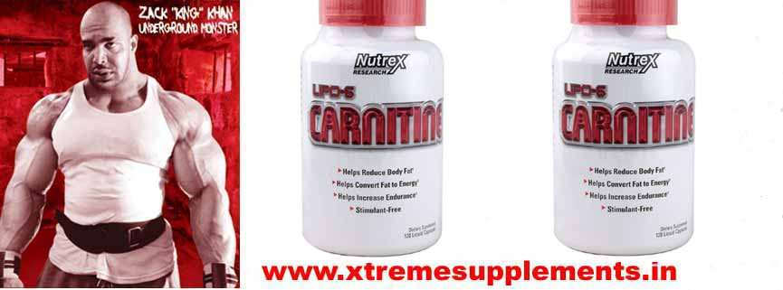 NUTREX LIPO 6 L-CARNITINE POWER 60 CAPS PRICE INDIA