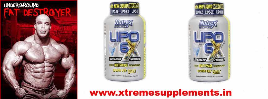 NUTREX LIPO 6 X PRICE INDIA
