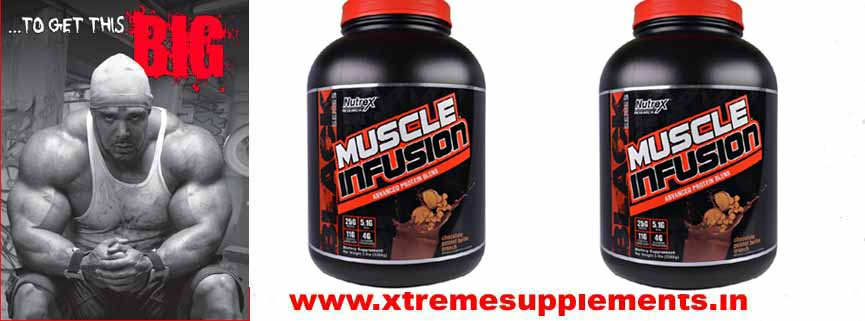 NUTREX MUSCLE INFUSION BLACK PRICE INDIA