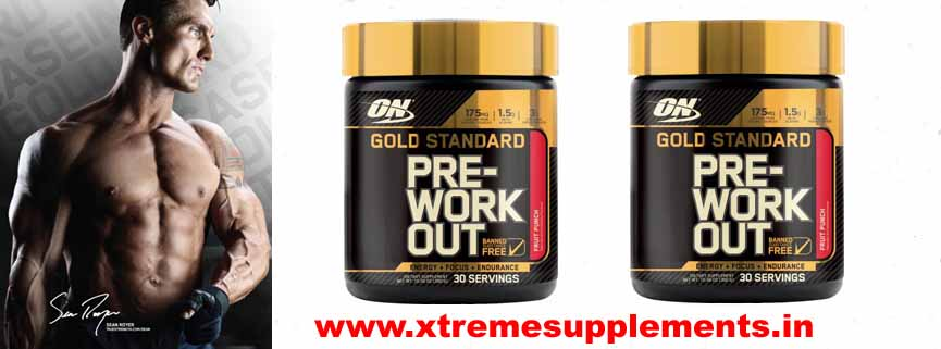 OPTIMUM NUTRITION GOLD STANDARD PRE WORKOUT 30 SERVINGS PRICE DELHI INDIA