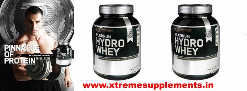 OPTIMUM NUTRITION PLATINUM HYDRO WHEY PRICE INDIA
