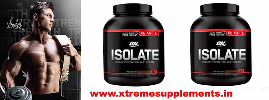 OPTIMUM NUTRITION ISOLATE WHEY