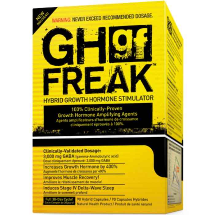 PHARMA FREAK GH FREAK GROWTH HARMONE
