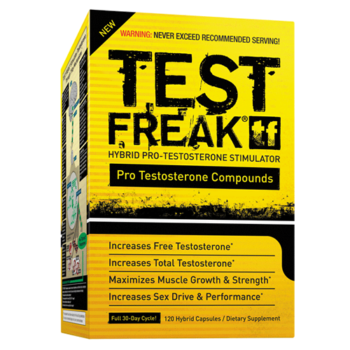 PHARMA FREAK TEST FREAK TESTOSTERONE