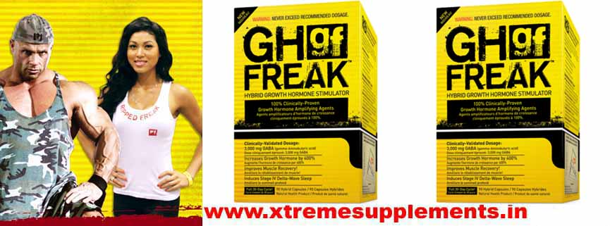 PHARMA FREAK GH FREAK 120 CAPSULES PRICE INDIA